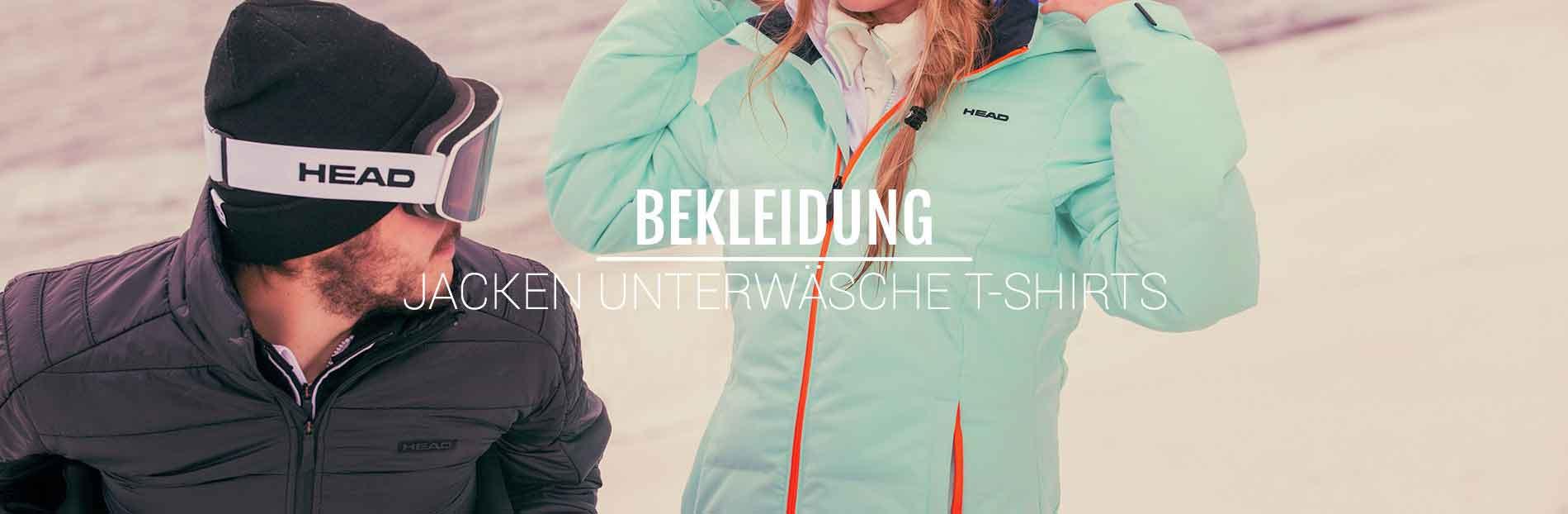 Bekleidung für Wintersport günstig online kaufen   ski shop.ch